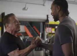 The New Terminator Ad Featuring Kawhi Leonard And Paul George Is Absolute Perfection
