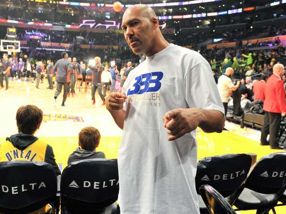 RIPIP Big Baller Brand - The Website Is Now Directed To The Personal Site Of A Guy The Balls Are Suing For Allegedly Embezzling $1.5 Million From Lonzo