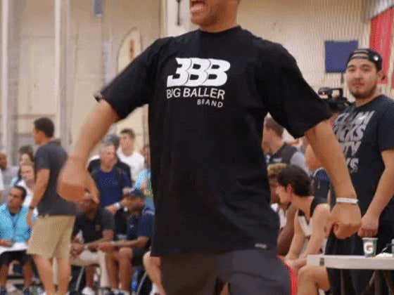 You Thought Big Baller Brand Was Dead? You Didn't Think LaVar Had A Plan? They Didn't Hear A Damn Bell!