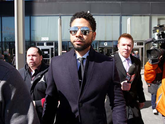 Federal Judge Rules Against This Douchebag Jussie Smollett Again