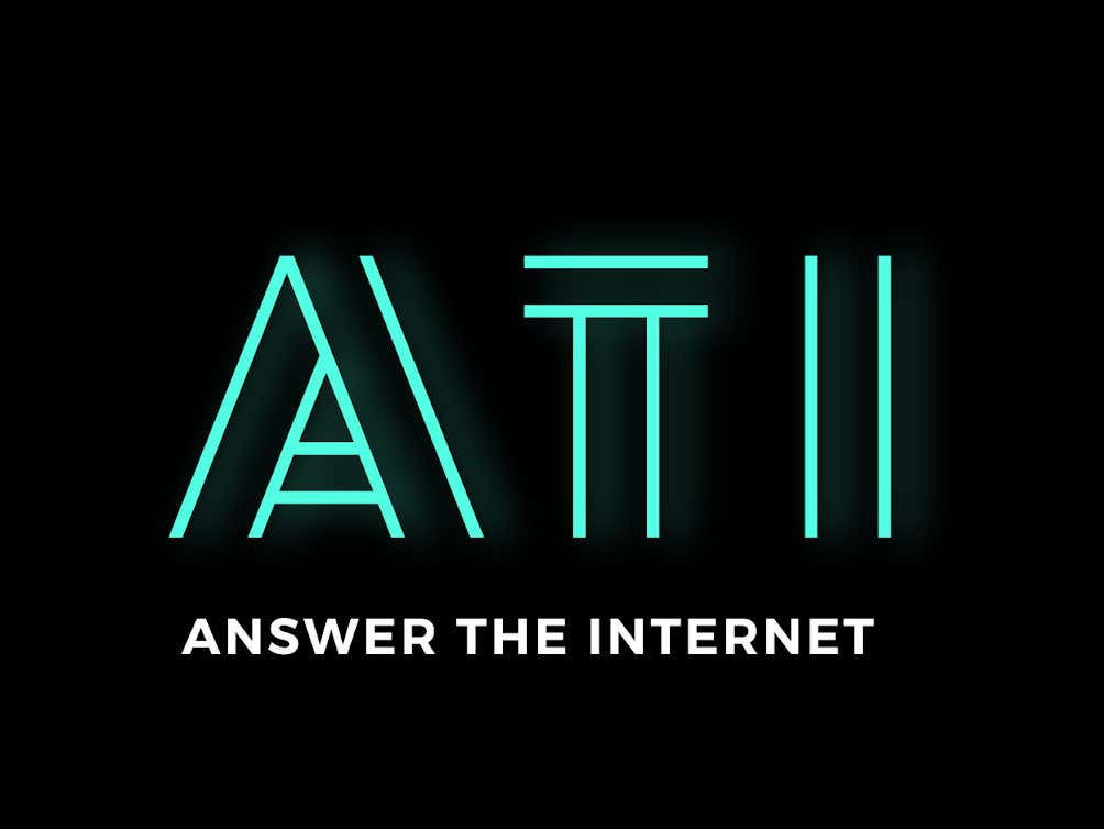 Answer the Internet