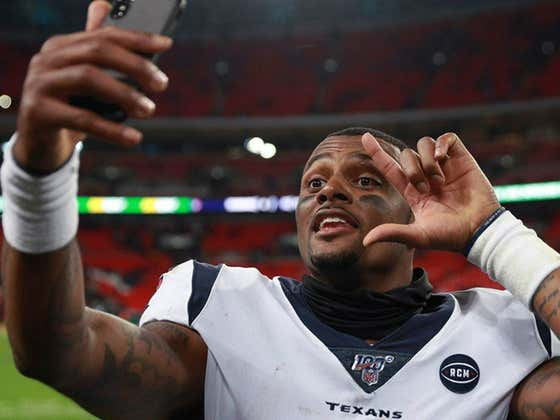 The Lawyer Suing Deshaun Watson Now Says He Won't Share Evidence With Police Because Watson's Lawyer's Son is on the Houston PD