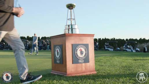 Reliving the Barstool Classic Championship at Liberty National