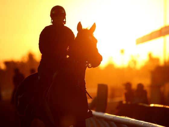 An Aqueduct Pick Four and College Football Bets