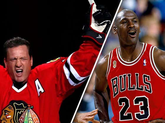 Jeremy Roenick Tells A Legendary Gambling Story About How Michael Jordan Put Up 52 Points And The Bulls Won By 20 After They Played 36 Holes Of Golf And Crushed At Least 10 Beers Earlier That Day