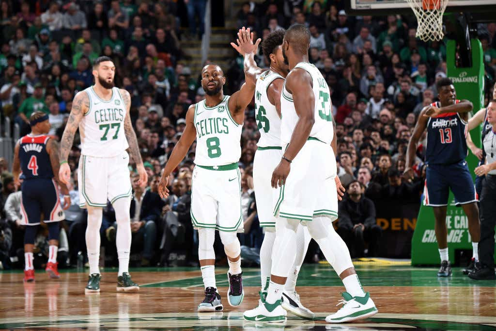 The Best Team In The NBA Simply Cannot Stop Winning, Now Up To 9 In A Row