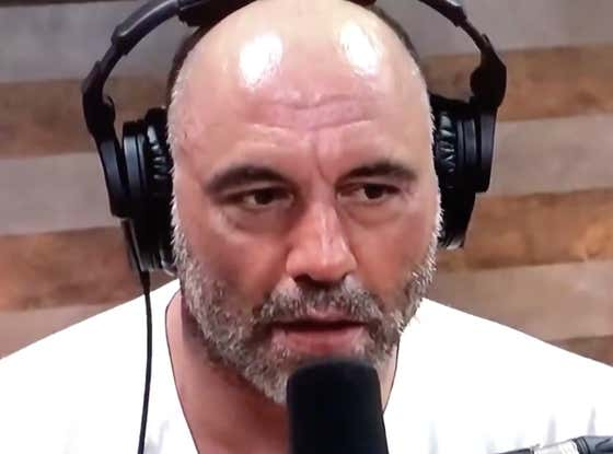 Joe Rogan Will Break Both Of Your Fucking Arms And Leave You To Die