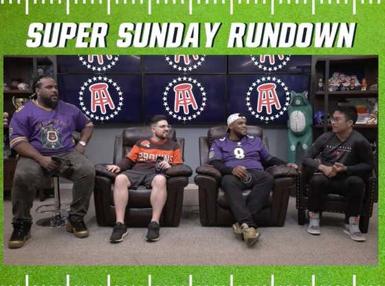 Super Sunday Rundown - Week 11