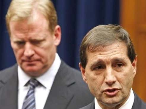 One of Goodell's Most Notorious Deflategate Henchmen is Now Caught Up in the WFT Email Scandal and It's Glorious