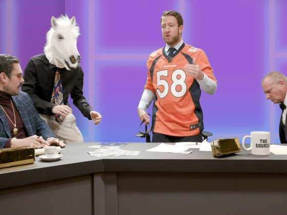 Broncos +10.5 Lock It In And #BeAdvised.