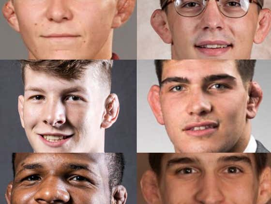 2019-2020 NCAA Wrestling All Ear Team