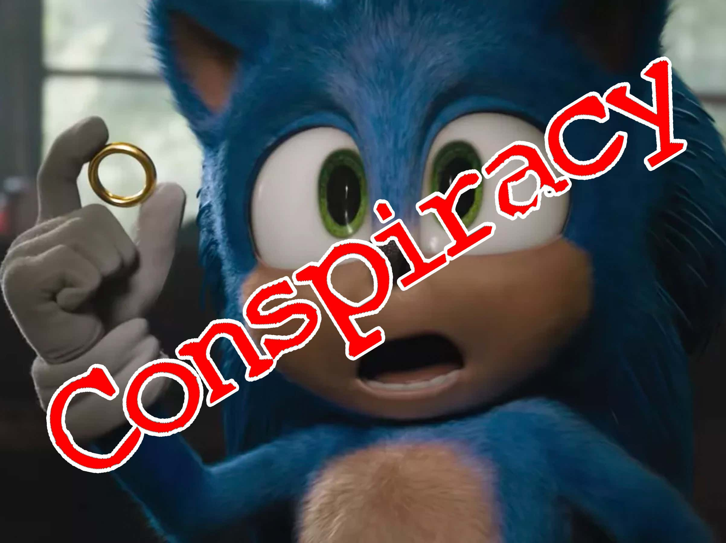 It Turns Out Redoing The Cgi For The Whole Sonic Movie Was Quite Expensive Barstool Sports