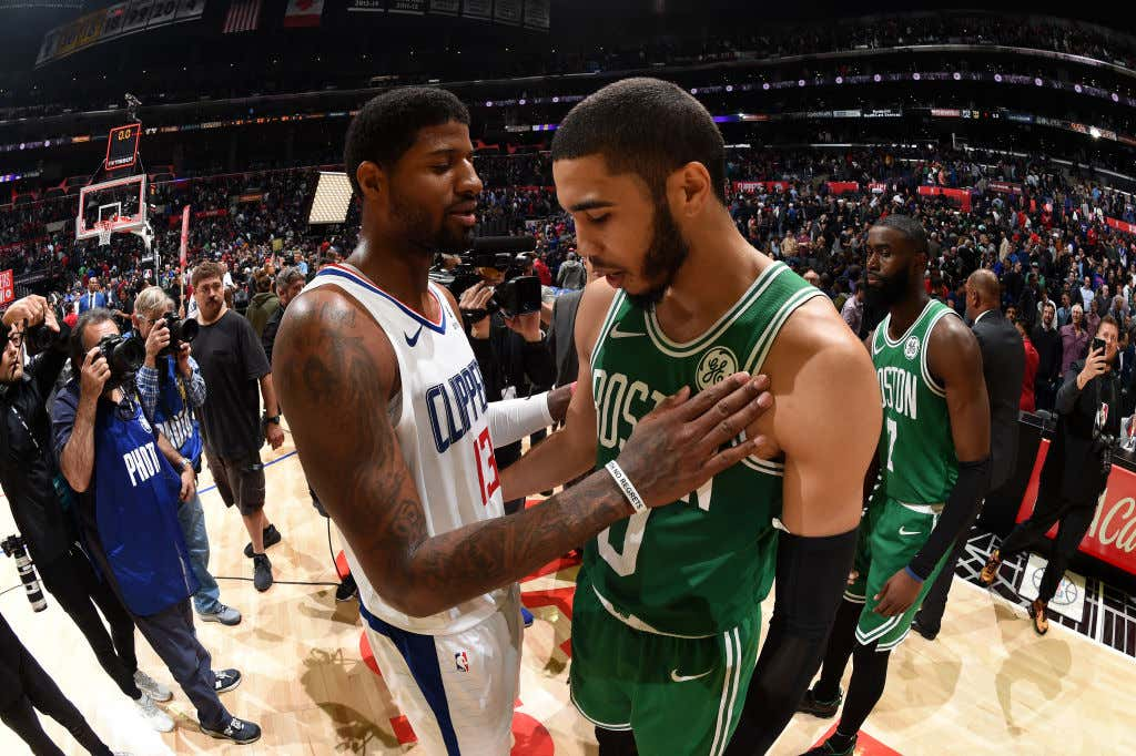 The Celtics Lost Another Heartbreaker And They Really Only Have Themselves To Blame