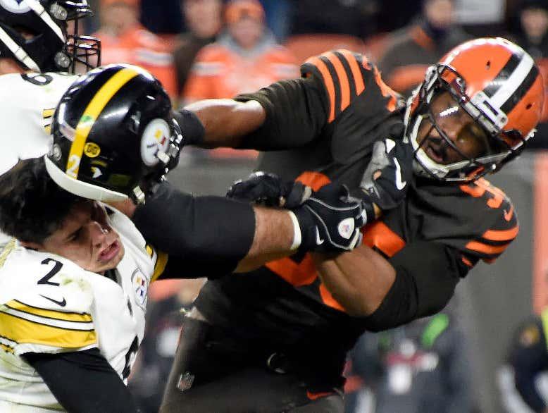Myles Garrett's Indefinite Suspension From The NFL Has Been Upheld