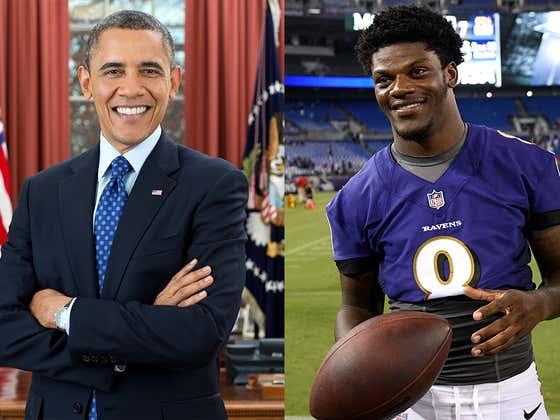 Lamar Jackson, Barack Obama and The Audacity of Hope
