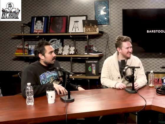 KFC Radio Classic: Thanksgiving Arguments, Papa John, Toboggan Championship