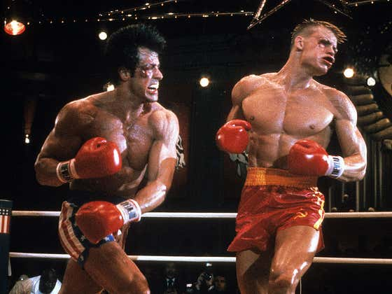 Movies With a Millennial, Episode One: Rocky IV