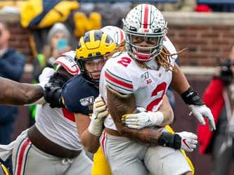 I Absolutely Love That Ohio State Has Been Sending Video Of Chase Young Getting Held To The Officials Each Week