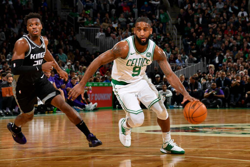 Here's How The Celtics Have Survived Without Gordon Hayward