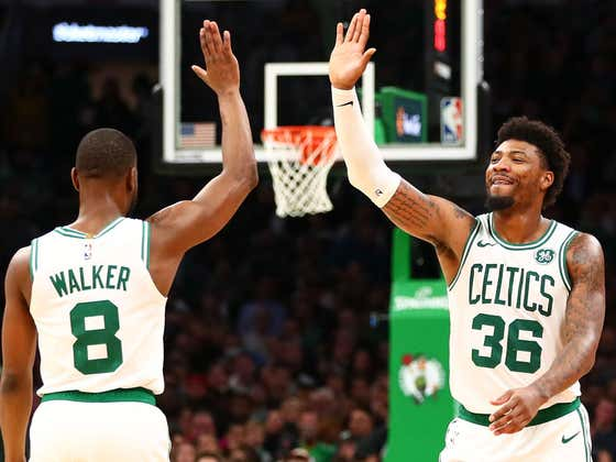 The Celtics Made A Massive Leap In The Latest NBA Title Odds So What Does Vegas Know?