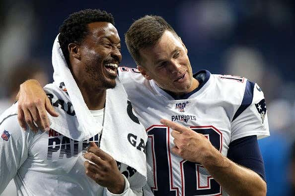 Remember When Some Expert Said the Patriots Had 'Too Much Talent at WR'?