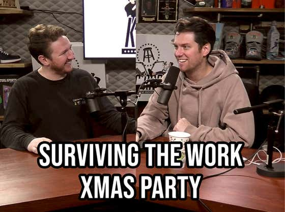 Cutting Room Floor: Surviving the Company Holiday Party