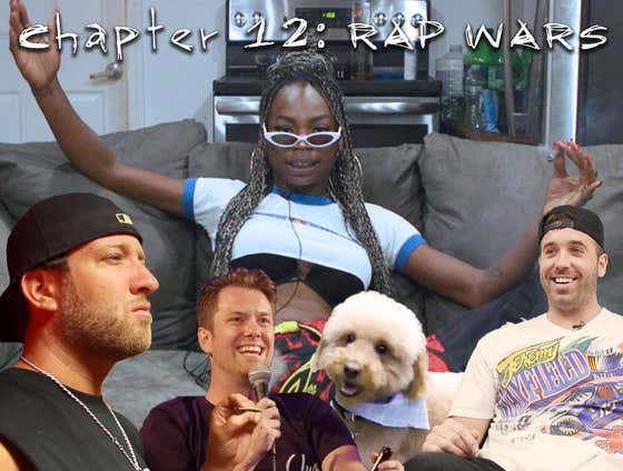 "The Barstool Documentary Series | Chapter 12 ""Rap Wars"""