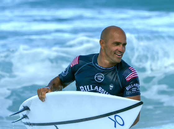 Kelly Slater Is 47 And Still Ripping Up Some Perfect 10 Rides