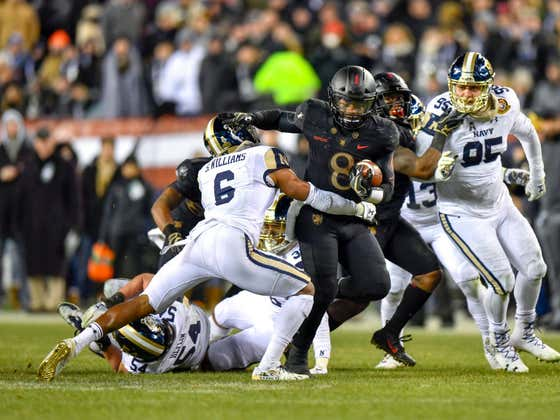 The One Stat You Need To Know Before Betting Army-Navy