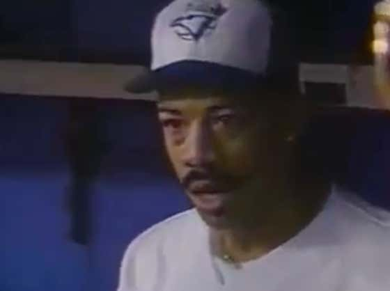 Joe Carter Once Pulled Off The Ultimate Prank On Derek Bell By Driving His Car Onto The Field Mid-Game and Pretending To Raffle It Off To a Lucky Fan In The Stands