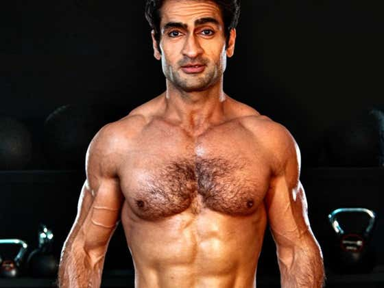 Kumail Nanjiani Is An Asshole For Dropping His Fit Pics This Close To The Holidays