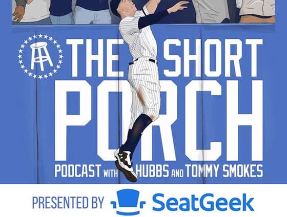 Short Porch Episode 154: Gerrit Cole's Press Conference Was Life Changing Featuring Yankees Catcher Kyle Higashioka