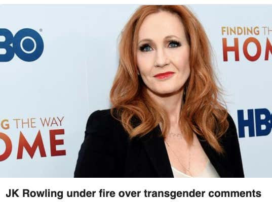 Do We Hate JK Rowling Or Not?