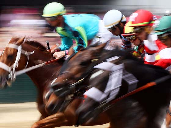 BlackJack's Early Pick Four at Aqueduct