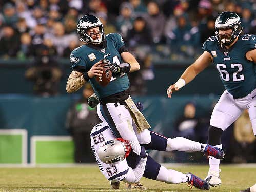 The Eagles Will Lose and Other NFL Week 17 Picks