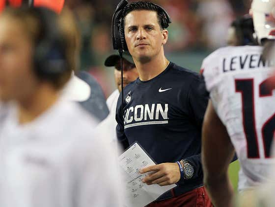 Bob Diaco Hired By Purdue While His Former UConn Players Start Propaganda Twitter Account About How Great Of A Coach He Was