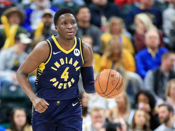 Victor Oladipo Dodges Questions About Future In Indiana