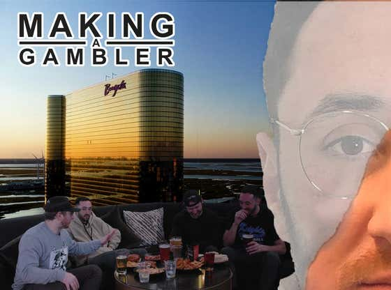 Making A Gambler - Welcome to the Sportsbook