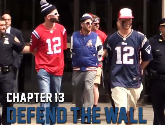 "The Barstool Documentary Series | Chapter 13 ""Defend The Wall"""
