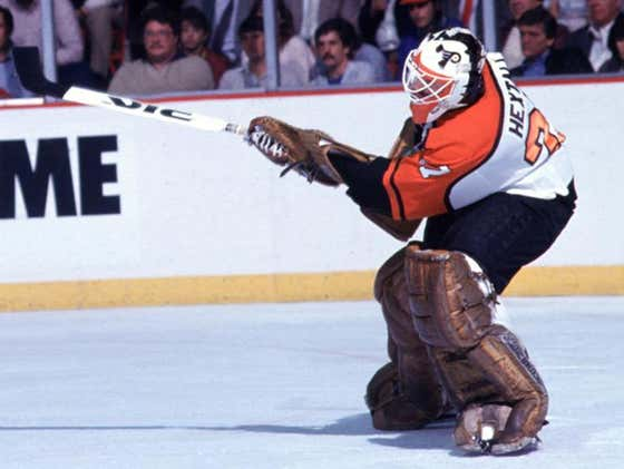Ron Hextall Sniping A Couple Of Goals Taking You Into The Weekend