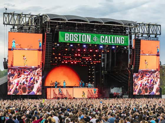 I'm Pretty Sure Boston Calling 2020 Is Gonna Be The Greatest Music Festival Ever