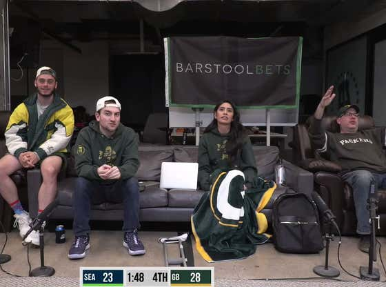 Electric Chair Live Blog   Full Video Replay:  Seahawks vs Packers