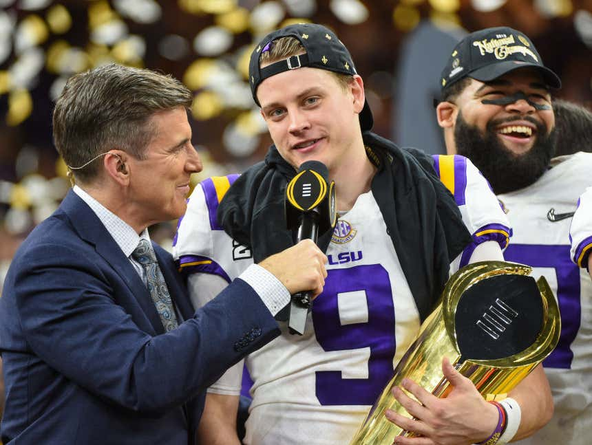 Ohio State Still Made The Right Decision To Not Start Joe Burrow