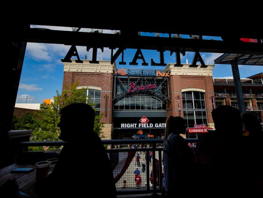 The Atlanta Braves Now Play in the Worst-Named Stadium in Major League Baseball