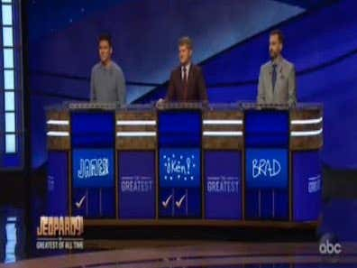 Jeopardy GOAT Tournament Game 4 Instant Recap