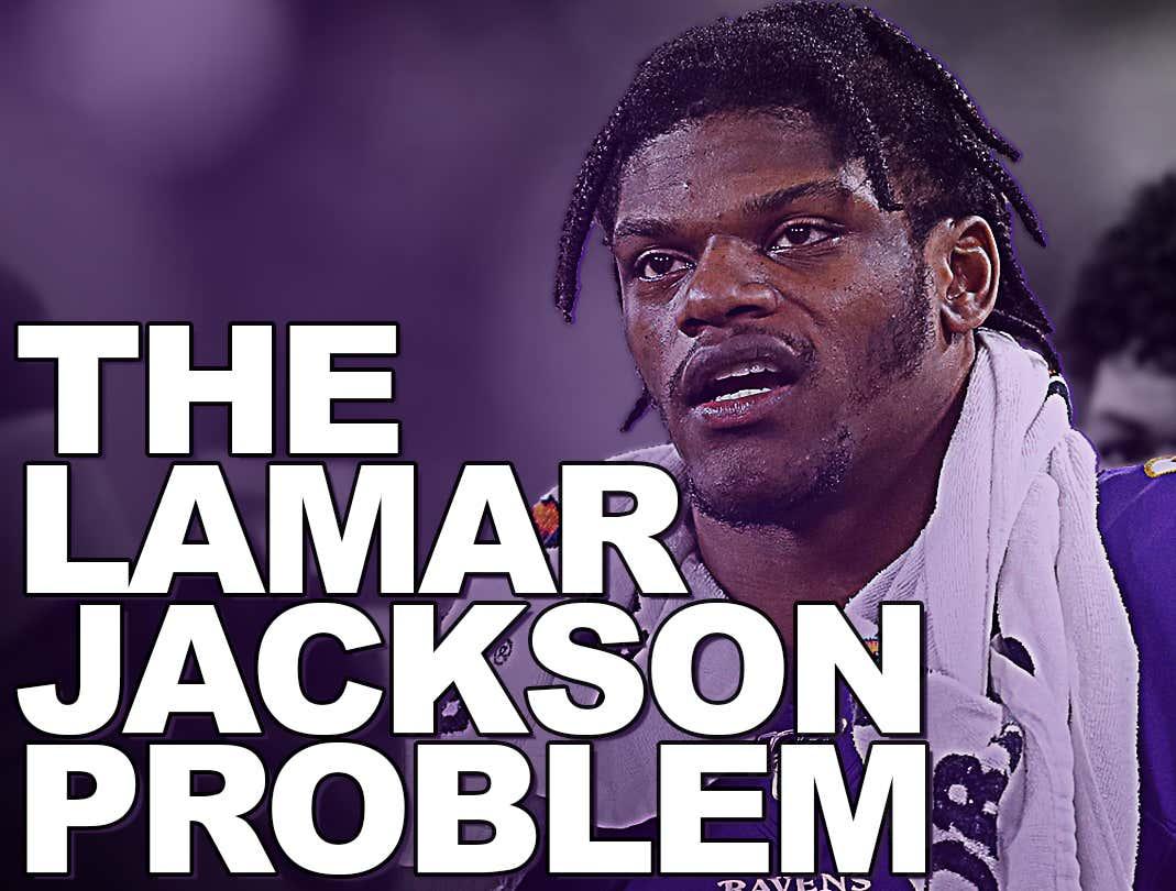The Lamar Jackson Problem
