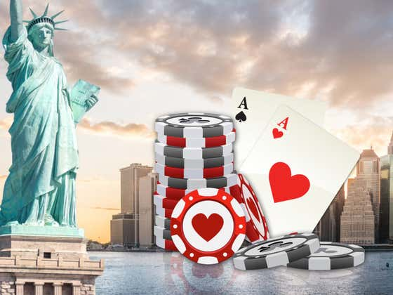 There Is A *Chance* That Online Poker Could Be Legalized In New York This Year