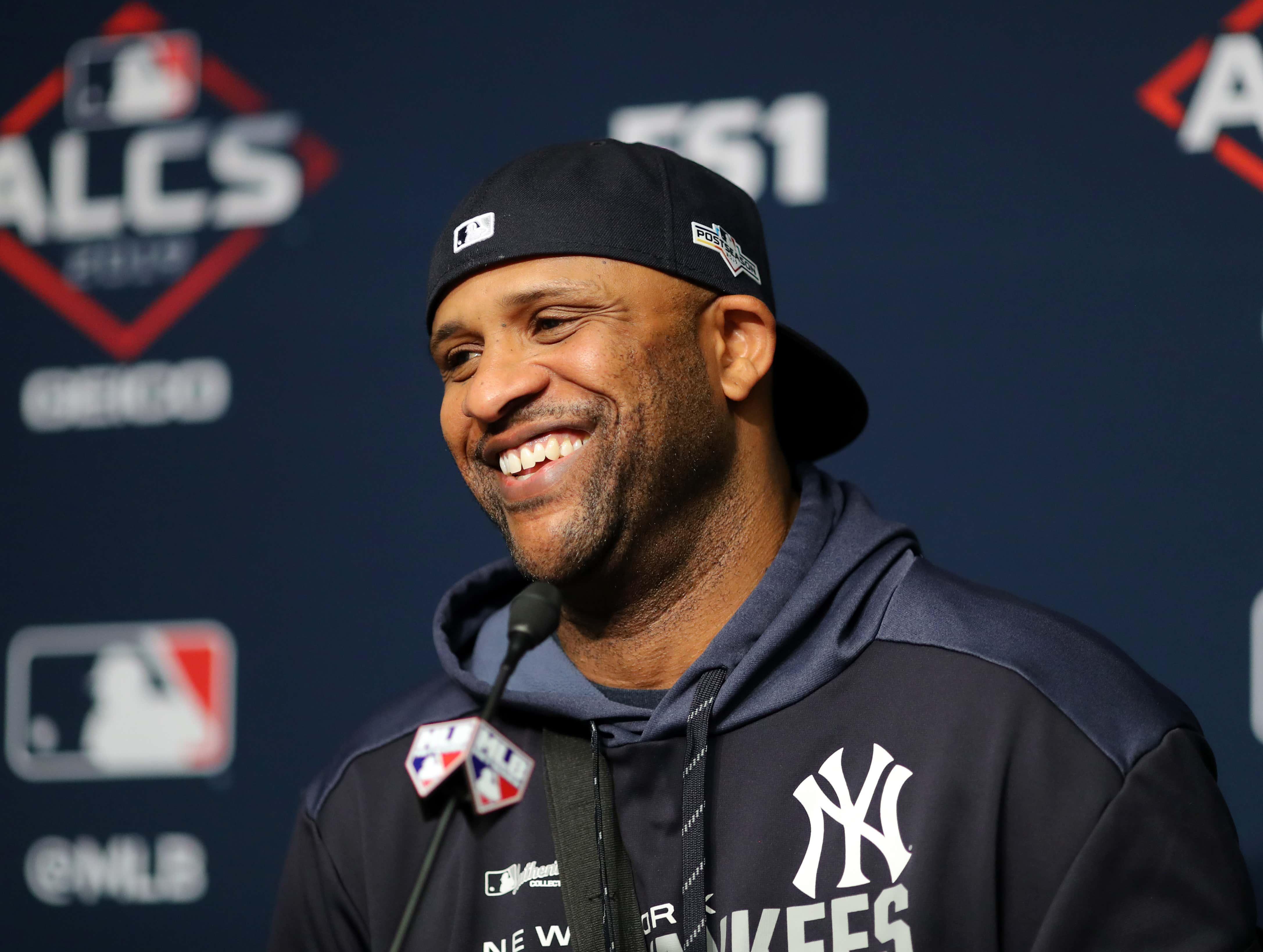 CC Sabathia On Wearing a Suit While Calling Baseball Games: \