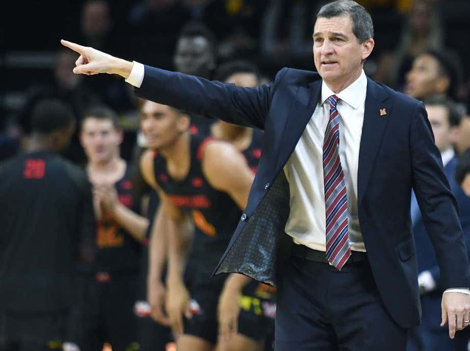 Maryland Is The Biggest Fraud Program In College Basketball
