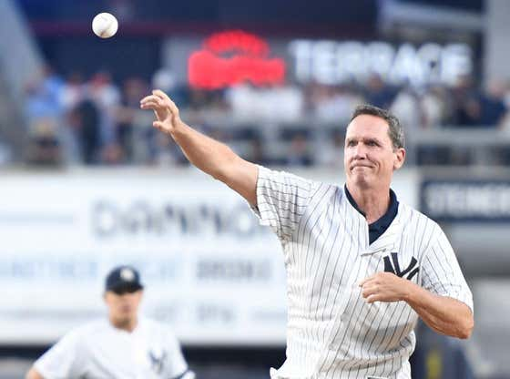 David Cone Would Be The Perfect Replacement For Jessica Mendoza On Sunday Night Baseball
